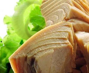 El atun en conserva es un alimento rico en vitamina D