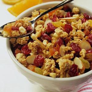 Los cereales son un alimento rico en vitamina D