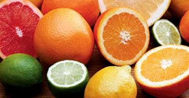 tabla alimentos con vitamina c