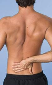 Carencia de vitamina D asociada al dolor crónico