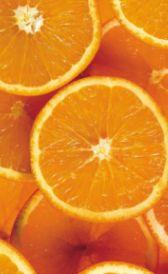 Vitaminas de la naranja
