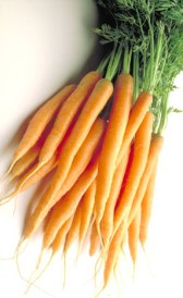 Imágen de vitaminas de la zanahoria