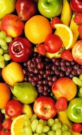 Imágen de vitaminas de las frutas