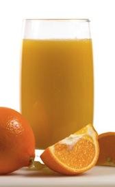 Vitaminas del zumo de naranja