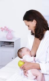 Vitaminas en la lactancia