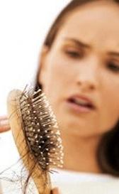 Imágen de vitaminas para la caída del pelo